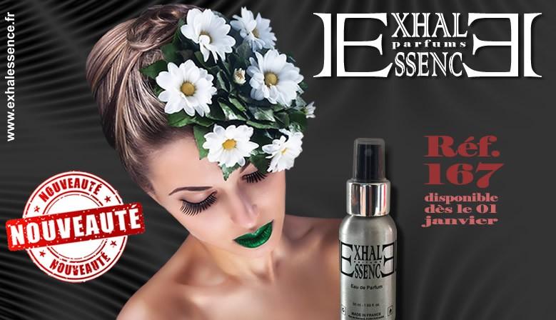 Nouveau parfum Femme 167