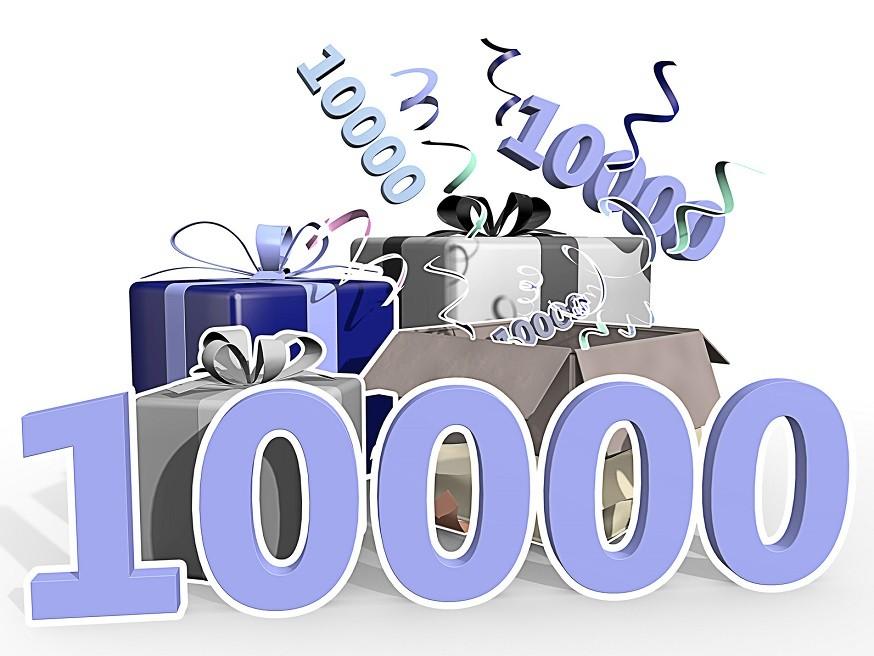 Plus de 10000  commandes